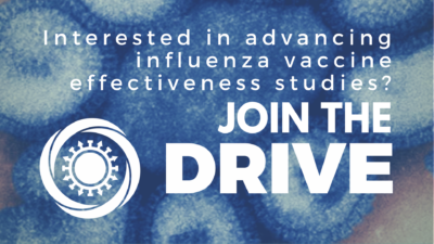 join the drive: influenza vaccine effectiveness
